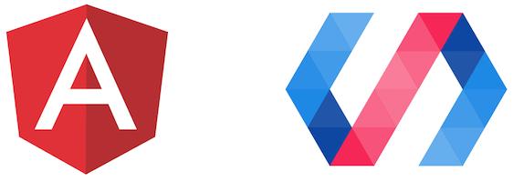 Angular and Polymer working together