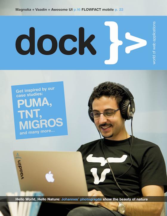 Vaadin Dock March 2016