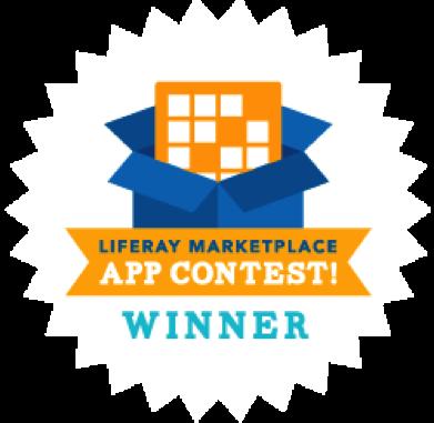 Liferay Marketplace Winner