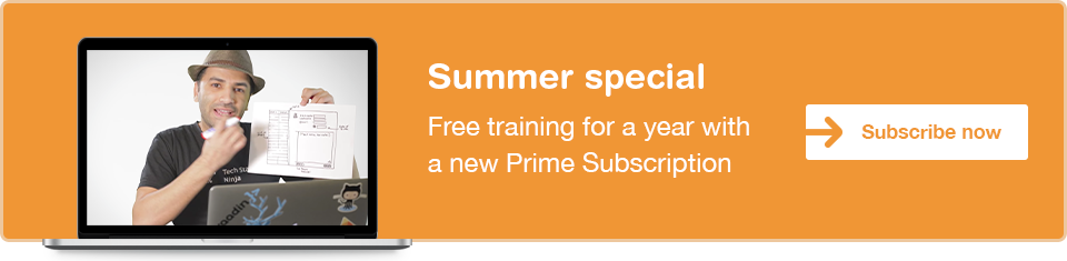 Prime Training Offer