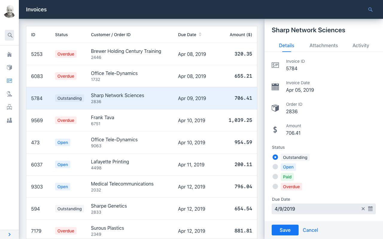 Business App Starter | Vaadin Business App Starter | Vaadin