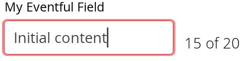 TextField | Vaadin Framework 8 | Vaadin 8 Docs