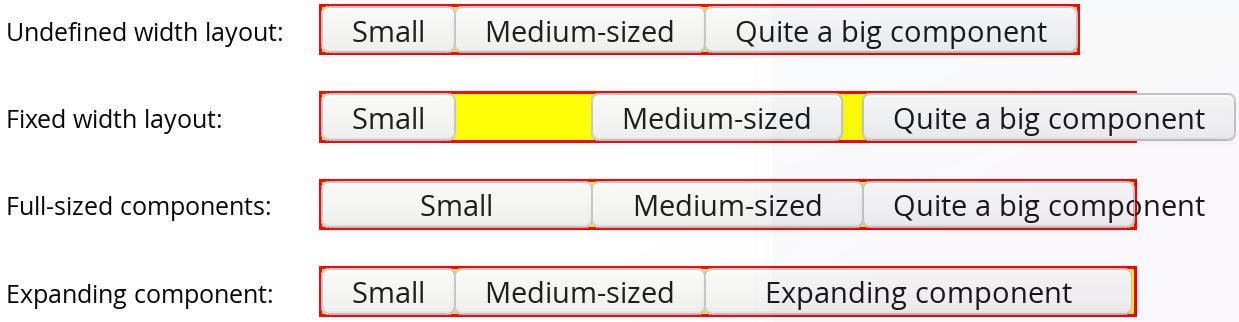 VerticalLayout and HorizontalLayout | Vaadin Framework 8 | Vaadin 8 Docs